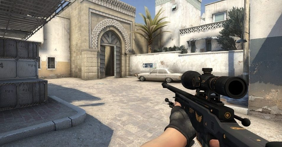 Counter Strike Global Offensive New gameplay