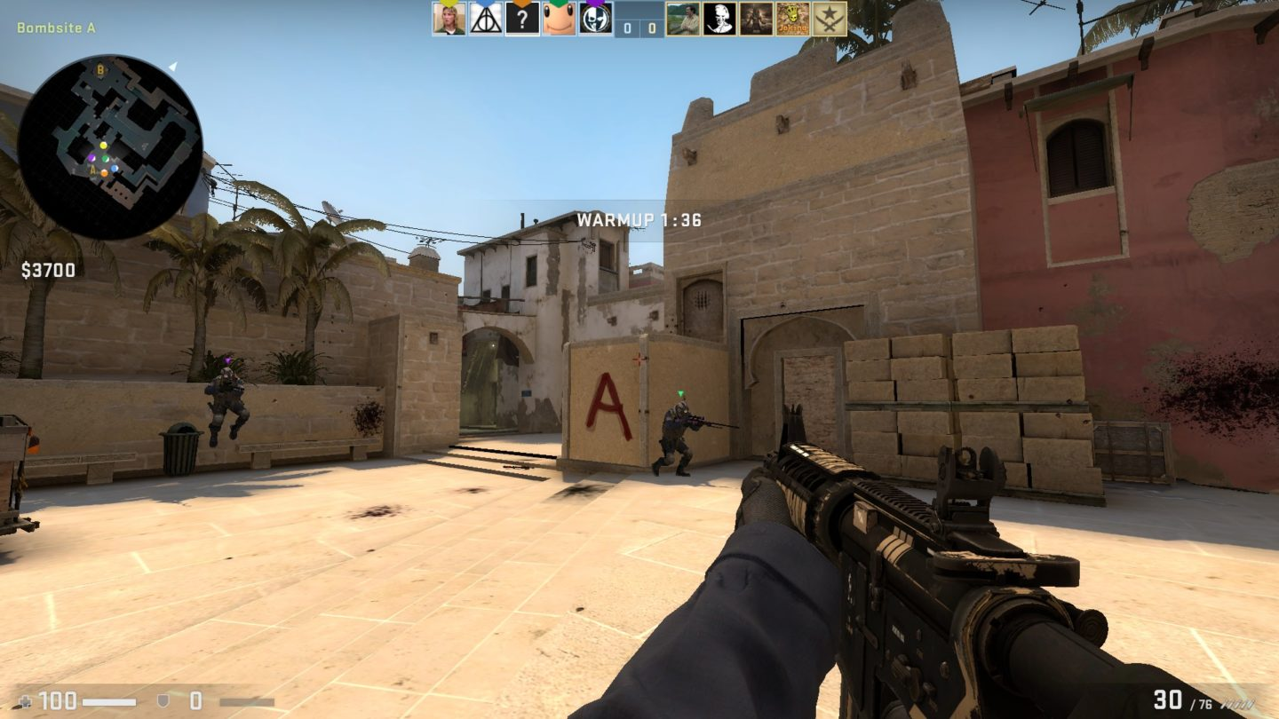 gameplay counter strike global offensive