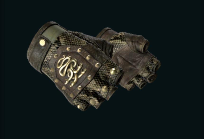 Hydra Gloves- Rattler