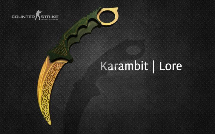 Karambit: Lore